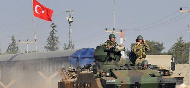 Suriye İkinci Hükümet Ordusu Afrin'de Türk Ordusu'nun Karşısında!