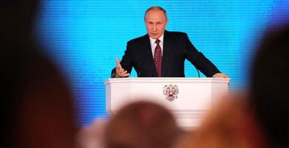 Putin Sadece ABD'ye Değil, Çin'e de Haddini Bildirdi
