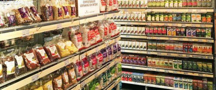 Dünyanın İlk Plastik İçermeyen Süpermarketi Açıldı
