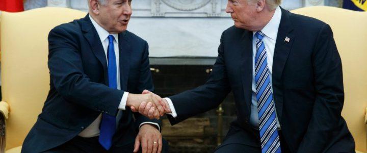 Trump Elçiliğin Açılışı İçin Kudüs'ü Ziyaret Etmeyi Planlıyor