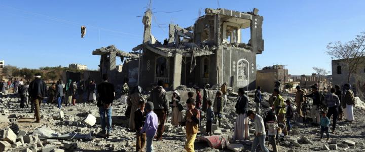 Suudi Arabistan Neden Yemen'de ve Bunun İngiltere İçin Anlamı Ne?