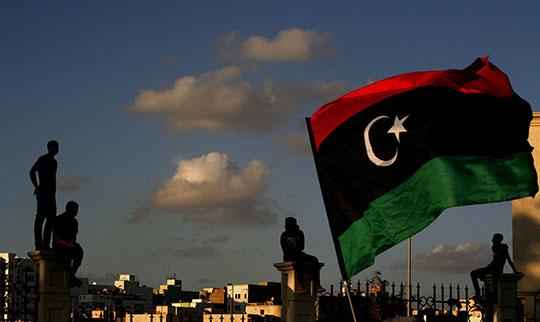 Arap Baharı'nda Sancılı Bir Devrim: Libya
