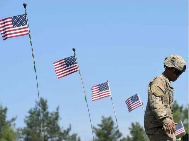 ABD askeri kuvveti
