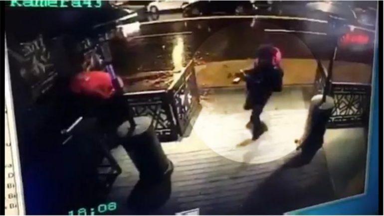 saldırgan