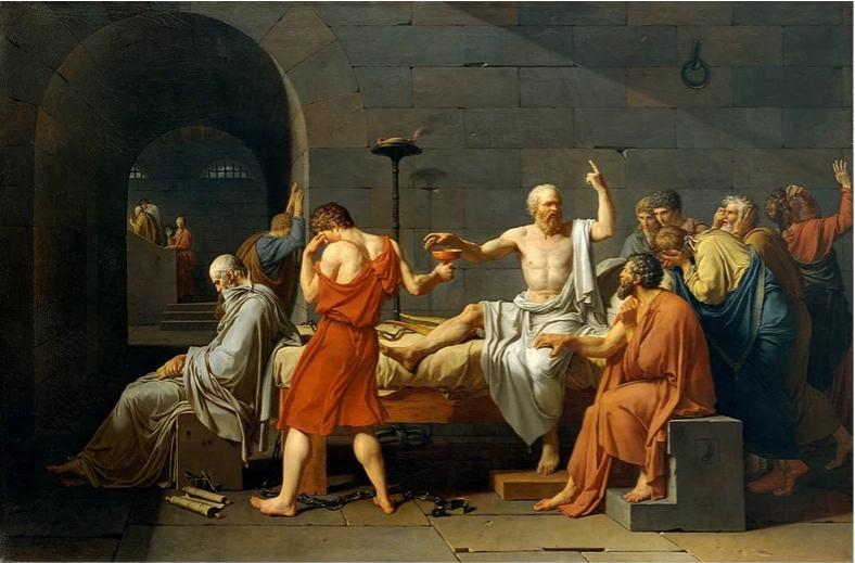 sokratesin ölümü