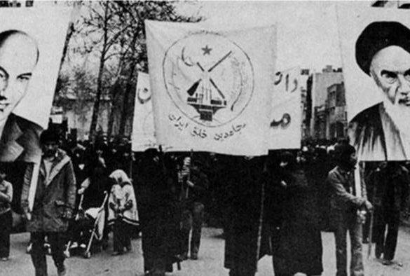 İran islam devrimi