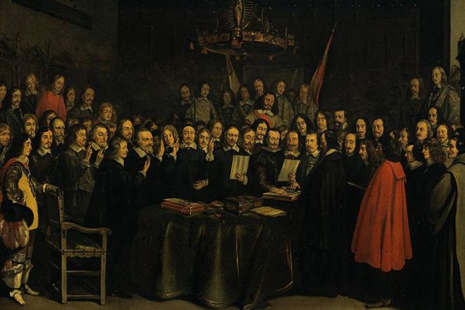Otuz Yıl Savaşları ve Vestfalya Antlaşması