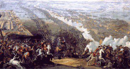 poltava savaşı
