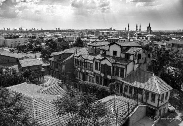 Ankara'da Yahudi Mahallesi