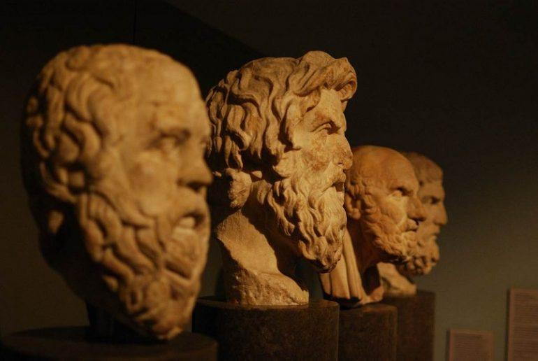 Antik Yunan Filozof