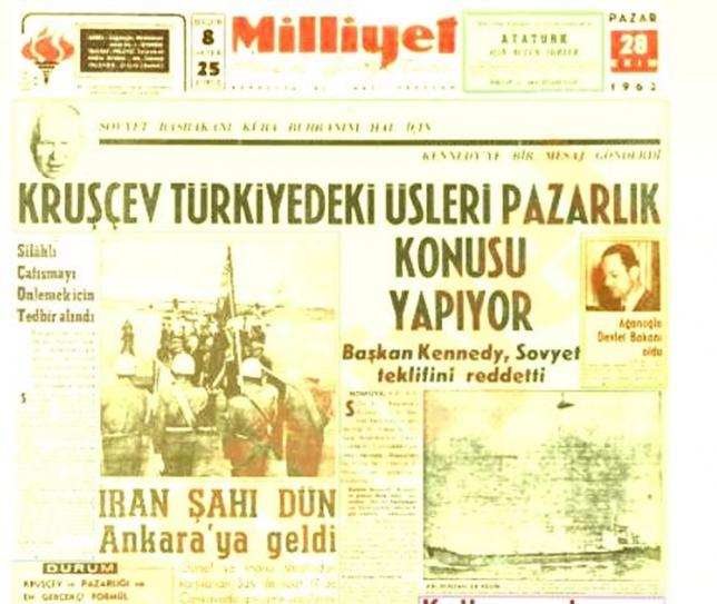 Türkiye'deki Füzeler