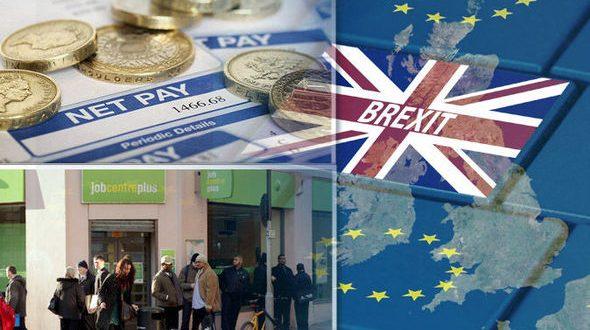 Her 10 Çalışandan 7'si Brexit Sonucunda İşsiz Kalabilir