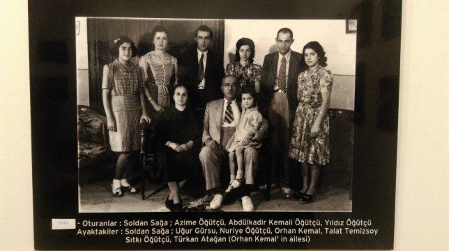 orhan kemal'in ailesi