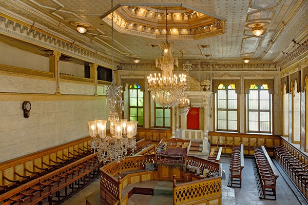 Ankara'da sinagog