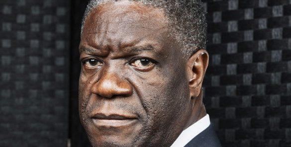 Demokratik Kongo Cumhuriyeti Nobel Barış Ödülü Denis Mukwege
