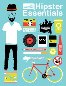 hipster essentials