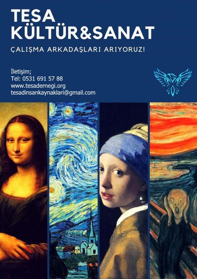 kültür sanat tesa