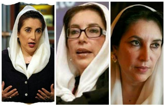 Benazir Butto