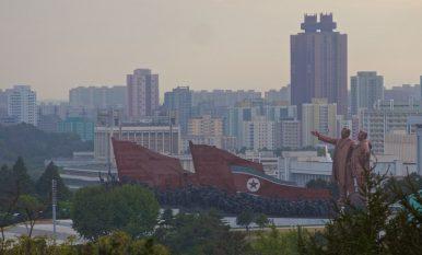 Hatırlatma: Kuzey Kore Çin Değil