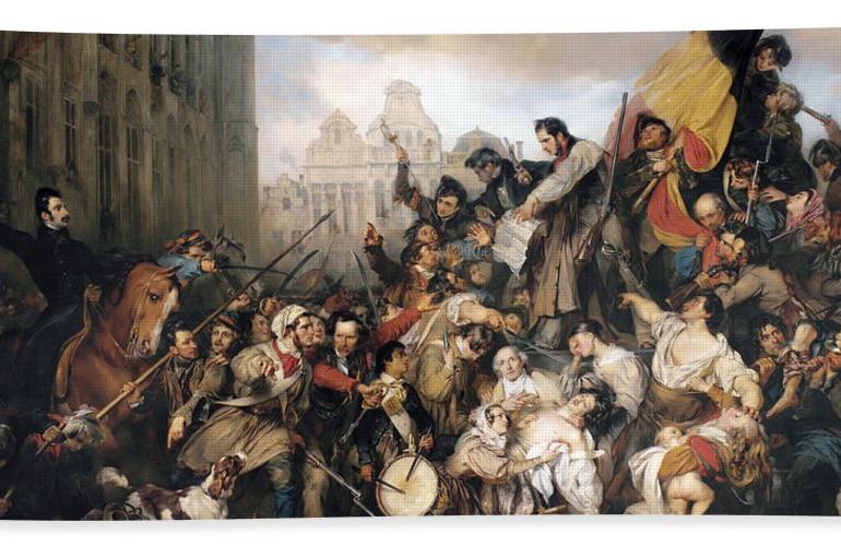Revolution in Belgium