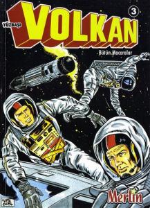 Yüzbaşı Volkan