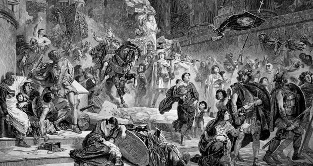Why Ancient Rome Needed Immigrants to Become Powerful