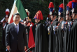 Xi Jinping Roma'da karşılama töreninde Kaynak Riccardo Antimiani