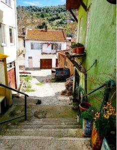 tirilye sokakları