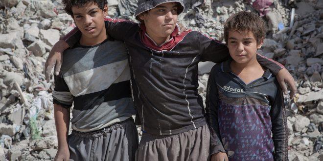 Musul ve Eğitimden Mahrum Kalan Çocuklar
