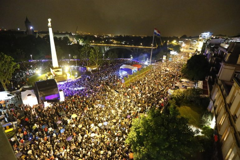 Lüksemburg Ulusal Günü