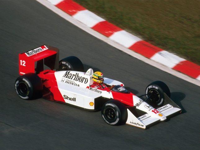 McLaren – Honda MP4