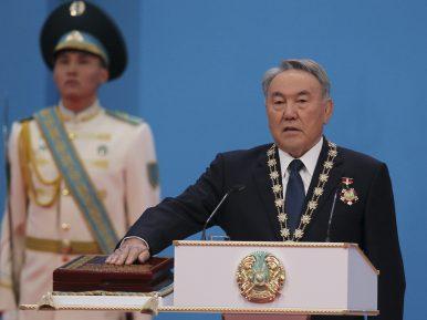 Nazarbayev'in