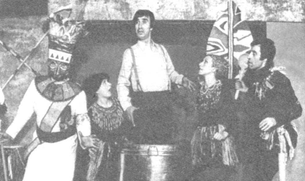 Kemal Sunal ve tiyatro