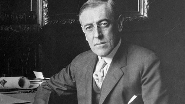 Woodrow Wilson'ın Irkçı Mirası