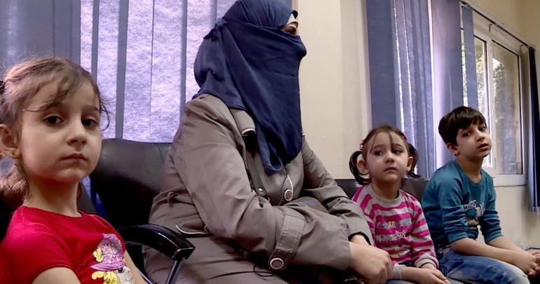 Mısır'da Suriyeliler