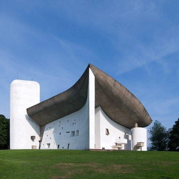Notre-Dame-du-Haut Şapeli