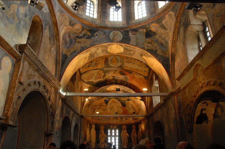 Kariye kilisesi mozaikleri