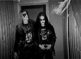 Dead ve Euronymous (Mayhem)