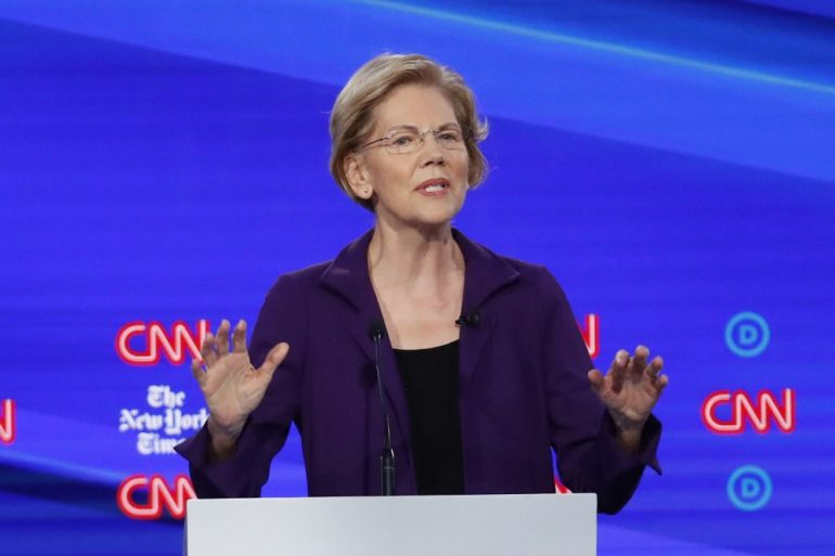 Elizabeth Warren'a