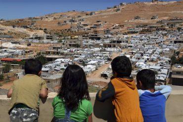 Suriyeli mültecilerin