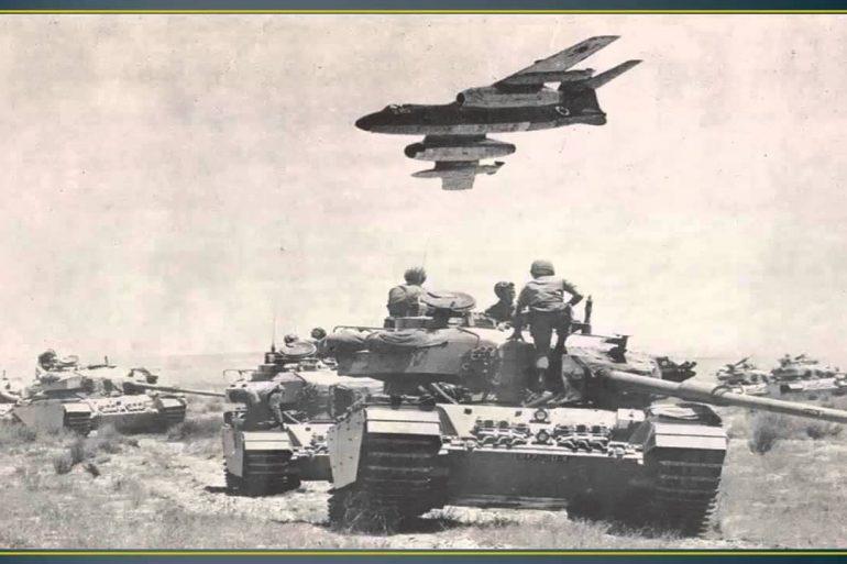 1967 Arap-İsrail Savaşında Hava Gücünün Kullanımı