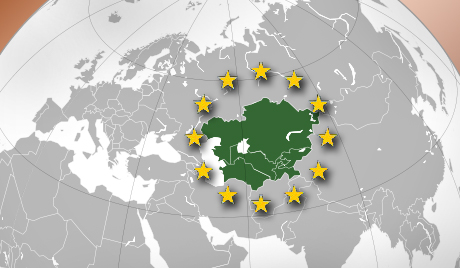 European Union's Foreign Policy Towards Central Asia