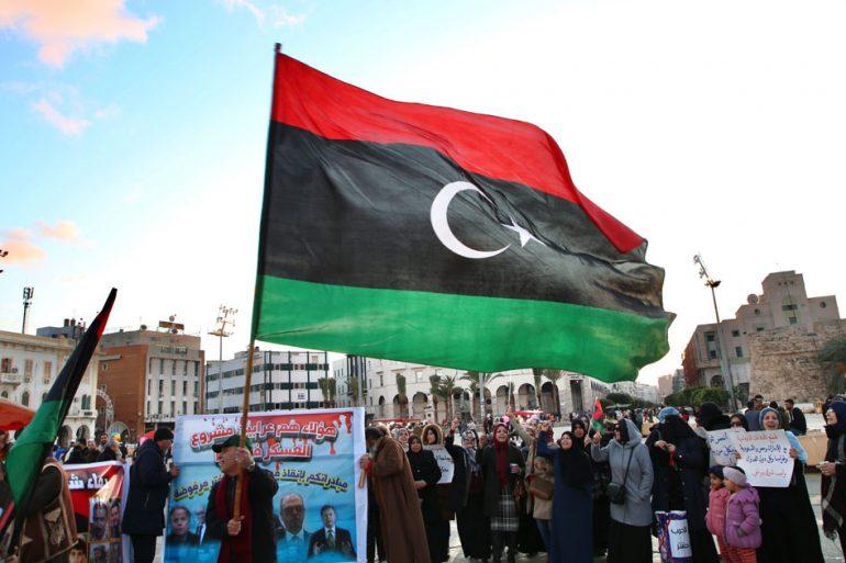 Libya'da