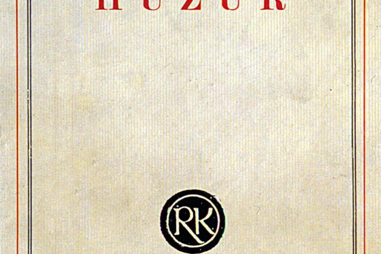 Huzur - Ahmet Hamdi Tanpınar- Kitap Analizi