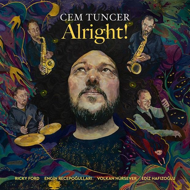 Cem Tuncer- Allright! Albümler