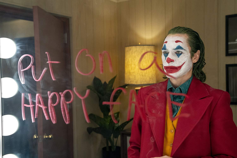 Joker - Joaquin Phoenix Oscar