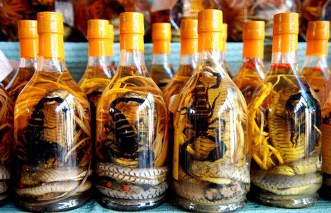 Yılan ve Fare Şarabı