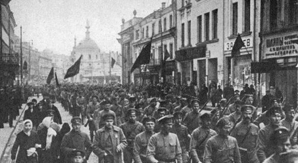 1917 Bolşevik Devrimi