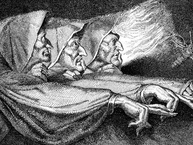 Üç Cadı