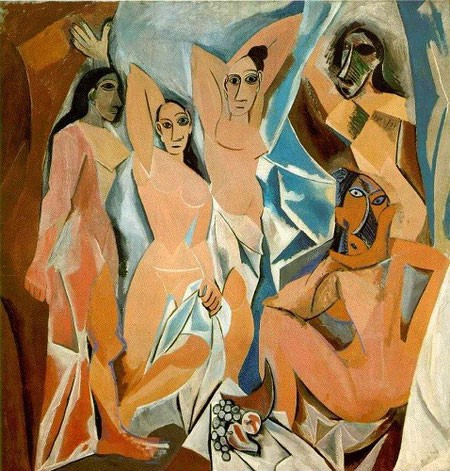 Avignonlu Kadınlar